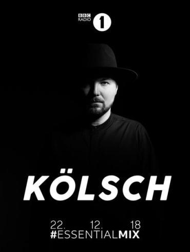 Kölsch bbc radio 1 essential mix