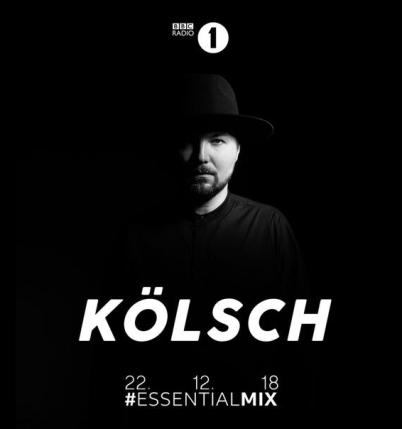 Kölsch bbc radio 1 essential mix