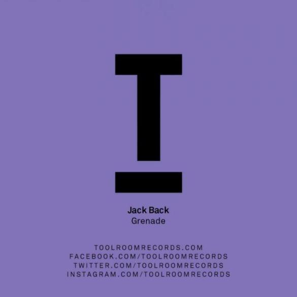 Jack Back Grenade David Guetta Toolroom