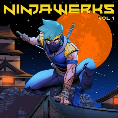 NINJAWERKS Vol. 1 Ninja Fortnite