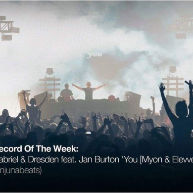 Gabriel & Dresden You Myon & Elevenn remix