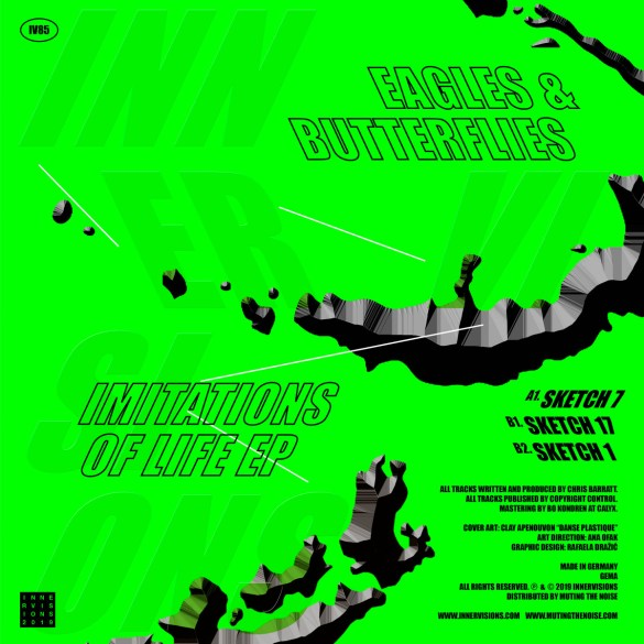 Eagles & Butterflies Imitations Of Life EP innervisions