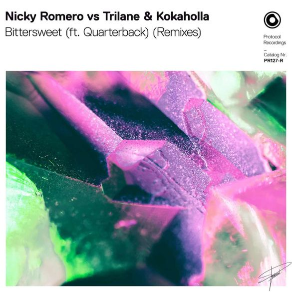 Nicky Romero Trilane Bittersweet remixes