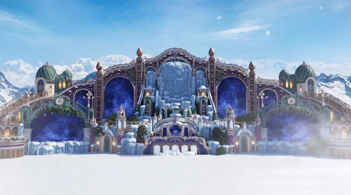 Tomorrowland Winter 2019 mainstage