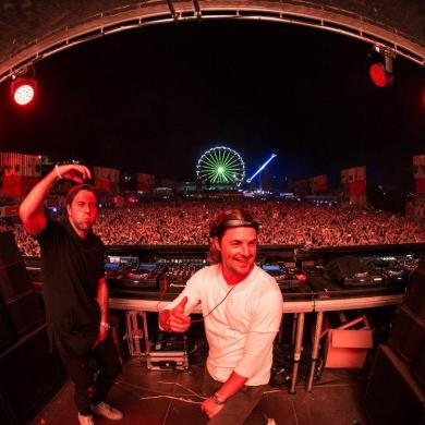 Axwell Ingrosso Electric Love Festival (Austria)