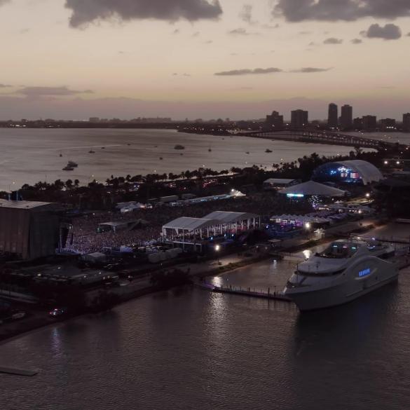 Ultra Miami 2019 Miami Marine Stadium
