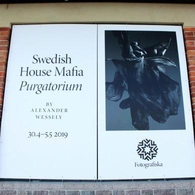 Swedish House Mafia Fotografiska exhibition
