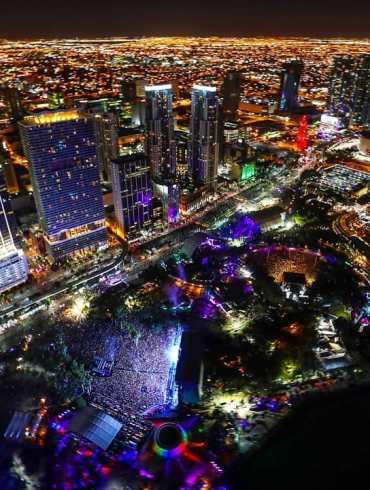 Ultra Music Festival Miami Bayfront Park