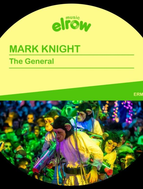 Mark Knight The General elrow