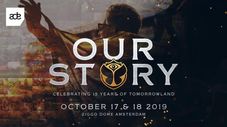 Tomorrowland Amsterdam Dance Event 15 years
