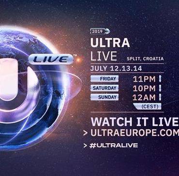 How to watch Ultra Europe 2019 livestream [UMFTV]