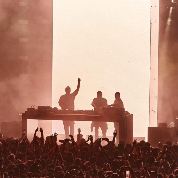 Swedish House Mafia Brohug ID Ushuaia Ibiza