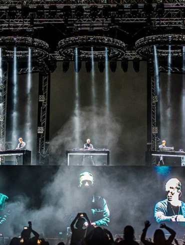 Swedish House Mafia Frankenstein A$AP Rocky Ultra Europe