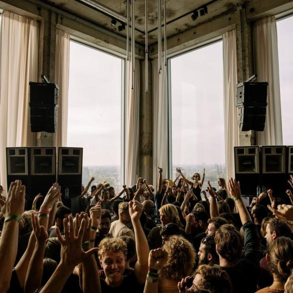 Audio Obscura A'DAM The Loft ADE 2019