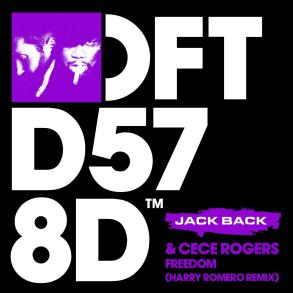 jack back cece rogers freedom harry romero remix