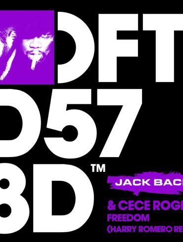 jack back cece rogers freedom harry romero remix