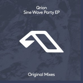 QRION Sine Wave Party EP Anjunadeep