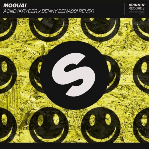 moguai aciiid Kryder Benny Benassi remix
