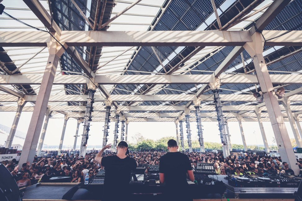 Temple Stage OFF WEEK Barcelona