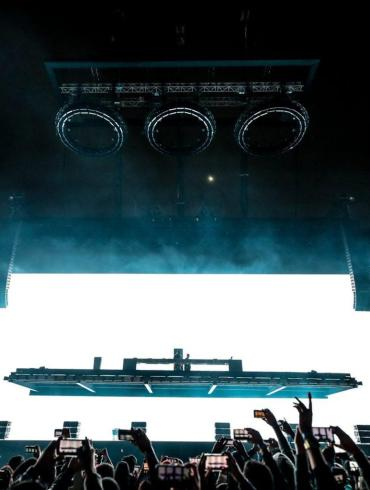 Swedish House Mafia Saudi Arabia