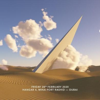 Afterlife Dubai 2020 Hangar 4