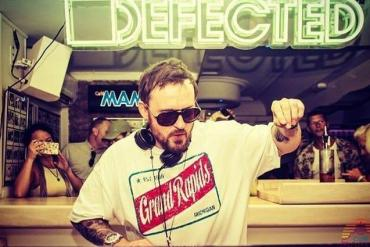 Low Steppa at Cafe Mambo for Defected
