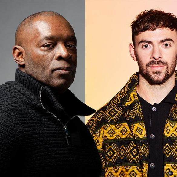 Patrick Topping and Kevin Saunderson
