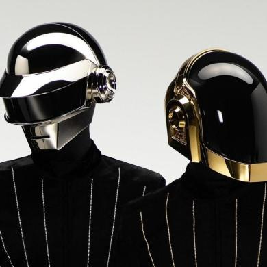 Daft Punk press pic