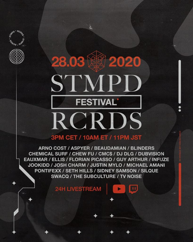 STMPD RCRDS Virtual Festival