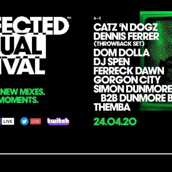 Defected Virtual Festival 4.0