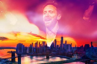 David Guetta United at Home New York