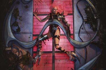 Lady Gaga Chromatica cover