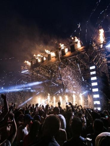 EDM Music Festivals In The USA