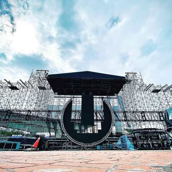 Ultra Taiwan 2020 mainstage works