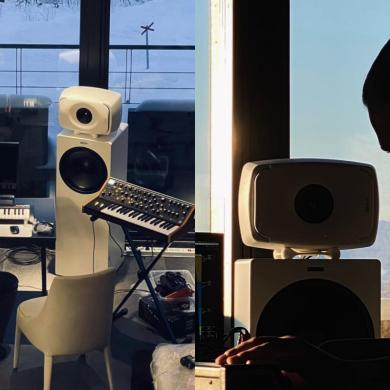 Swedish House Mafia studio 2021