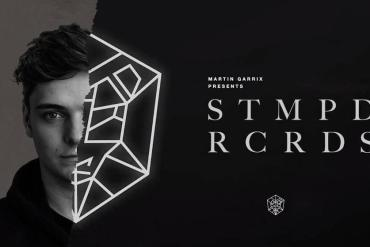 STMPD Martin Garrix logo