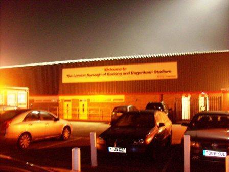 Dag & Red London Borough of Barking & Dagenham Stadium