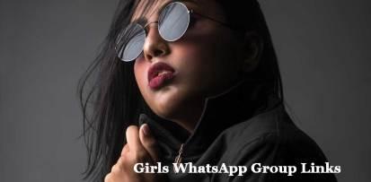 Girls WhatsApp Group Links