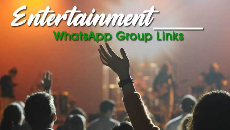 Entertainment WhatsApp Groups Invite Link