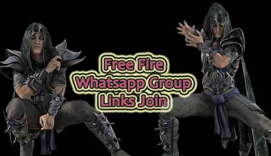 Free Fire Whatsapp Group