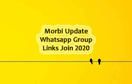 Morbi Update Whatsapp Group
