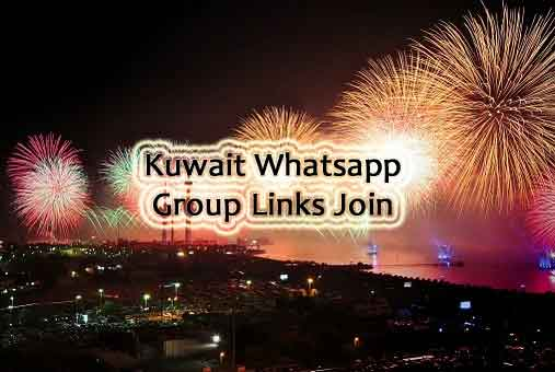 Kuwait Whatsapp Group Link