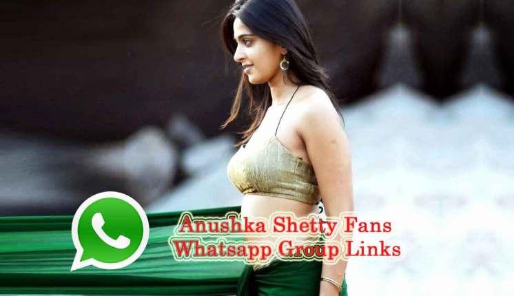 Anushka Whatsapp Group