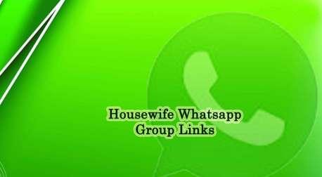 Housewife whatsapp group
