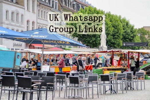 UK Whatsapp Group