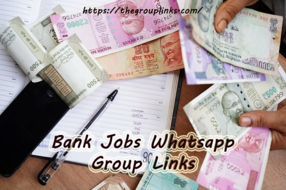 Bank Jobs Whatsapp group