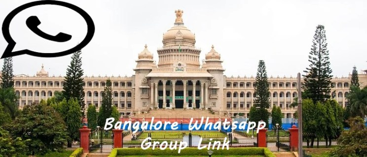 Bangalore Whatsapp Group link