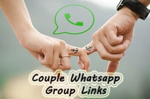 Couple Whatsapp Group Link