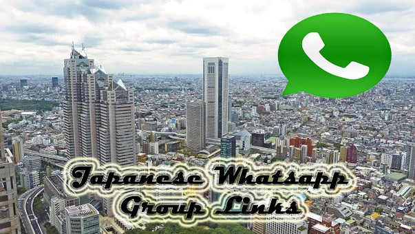 Japanese Whatsapp Group Link