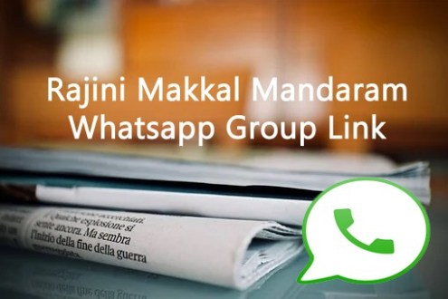 Rajini Makkal Mandaram Whatsapp Group